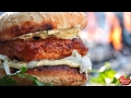 Epic McChicken! - Made in the Forest from Scratch!
