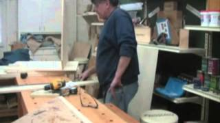 Part 5: Corner Cabinet Series From Mastering Woodworking With Charles Neil