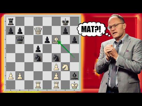 Красивейшая АТАКА НА КОРОЛЯ в истории шахмат! Французская защита