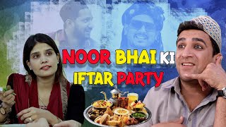 NOOR BHAI KI IFTAR PARTY || RAMZAN SPECIAL || Shehbaaz khan and Team