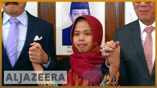 🇲🇾 Malaysia: Indonesian woman accused of Kim Jong Nam murder freed