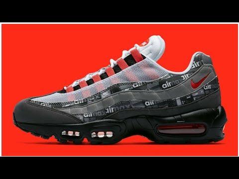 best sneakers b4dc5 d30ef Atmos x Nike Air Max 95  We Love Nike  Releasing in Safety Orange