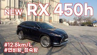 렉서스 뉴 RX 450h 시승기(Lexus RX 450h test drive)