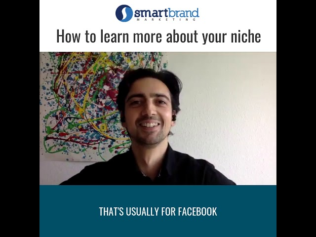 How to find information about your niche?