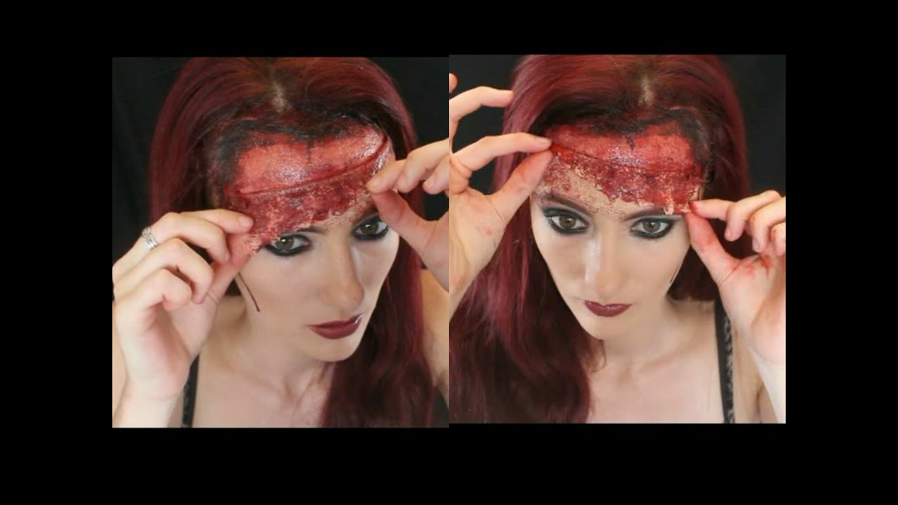 10 Tutorials On How To Use Liquid Latex To Create Awesome Sfx Makeup