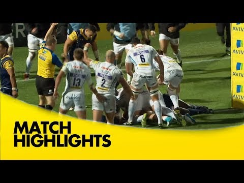 Worcester Warriors v Exeter Chiefs - Aviva Premiership Rugby 2017-18