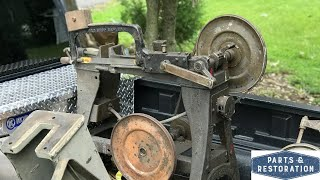 Power Hacksaw Restoration | Tool Restoration | Machine Restoration | Rare Machinery