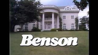 Benson Opening Credits and Theme Song