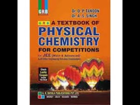 Chemistry textbook pdf physical