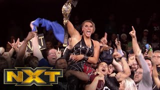 Relive NXT's incredible 2019
