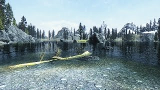 Skyrim Visual Comparison - PC (Ultra & Modded) vs. Xbox 360