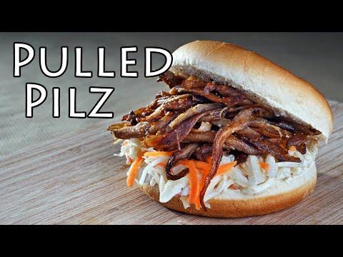 pulled pork vegetarisch
