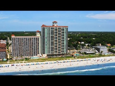 Top10 Recommended Hotels in Myrtle Beach, South Carolina, USA