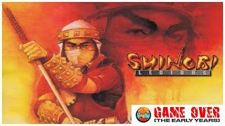 Story Breakdown: Shinobi Legions (Saturn) - Defunct Games