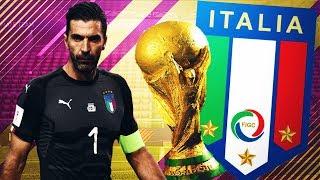 Italia la Cupa Mondială 2018 ! Castigam Cupa Pentru Buffon || FIFA 18 România World Cup ITALY #1
