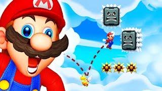 Das UNMÖGLICHE Troll Level 🤬 [RAGE EDITION] - Mario Maker 2