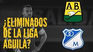 ¿Millonarios Eliminado En Liga Aguila? Analisis Bucaramanga Vs Millonarios
