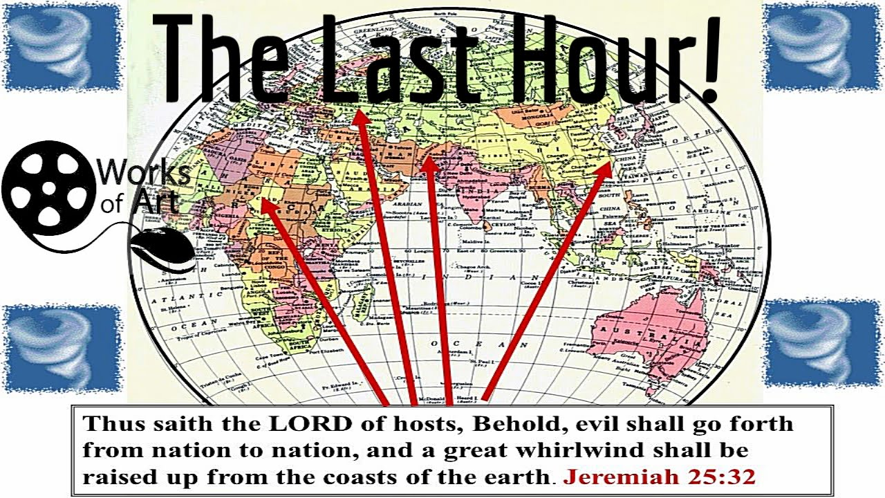 End Time Bible Prophecy Prophecy The Last Hour And What I Say Unto You I Say Unto All Watch Youtube