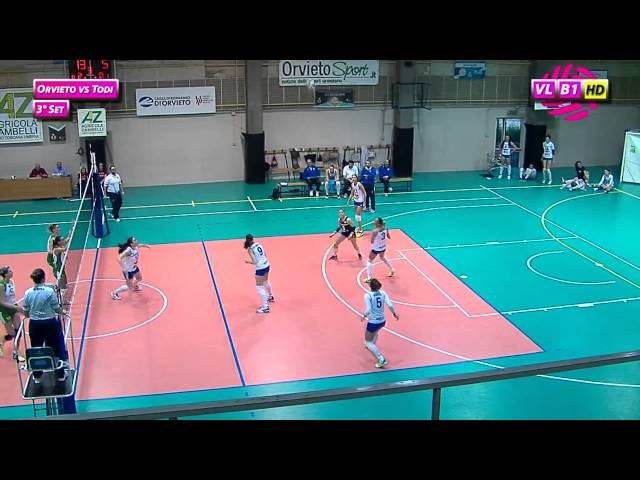 Orvieto vs Todi - 3° Set