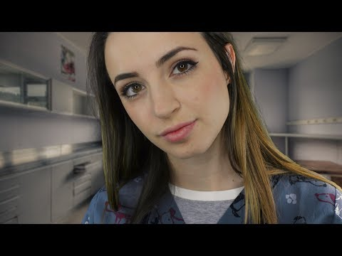 [ASMR] Flu Doctor Checkup - Medical Roleplay (Soft Spoken)