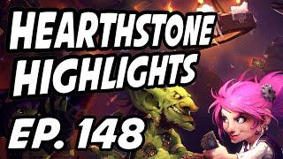 Hearthstone Daily Highlights | Ep. 148 | Kolento, nl_Kripp, HSdogdog, Dethelor, NaviOOT