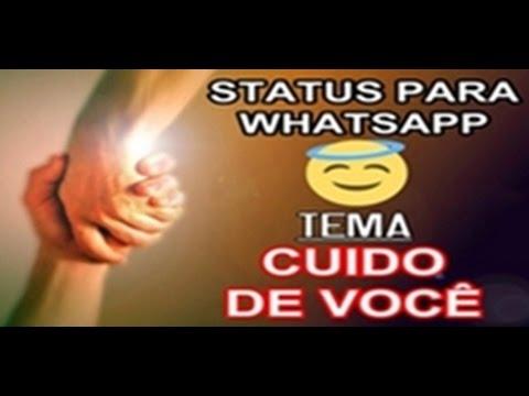 Cuidei De Você Vídeo Para Status De Whatsapp Youtube