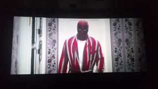 Deadpool End Credits Scene w/Audience Reactions