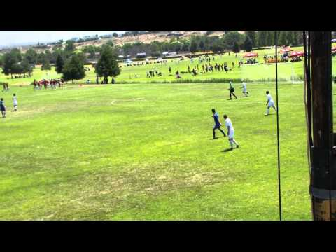 BNSC Arsenal vs crossfire2ndhalfpart2