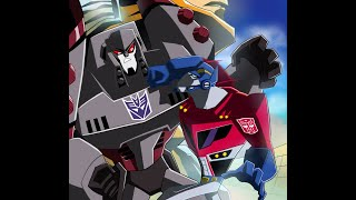 Transformers Animated - The Touch