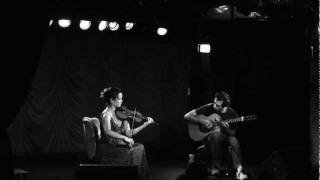 Road To Palios (Live in Sydney) - Ryan Francesconi & Mirabai Peart