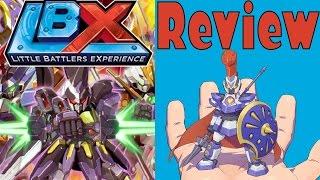 LBX: Little Battlers Experience Review