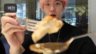 백현이의 브이로그 (두바이/슈퍼엠뮤비/분수쇼/먹방)