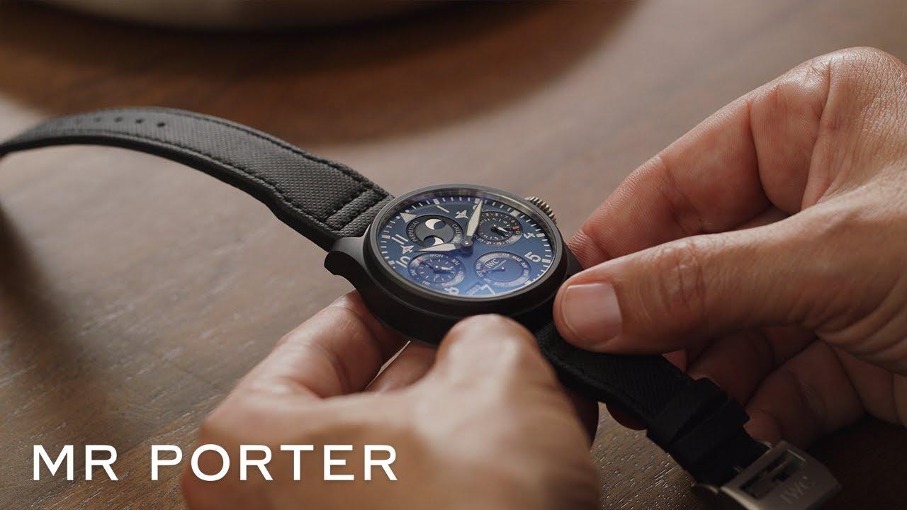 21st-Century Watchmaking: Ceramic with IWC Schaffhausen | MR PORTER
