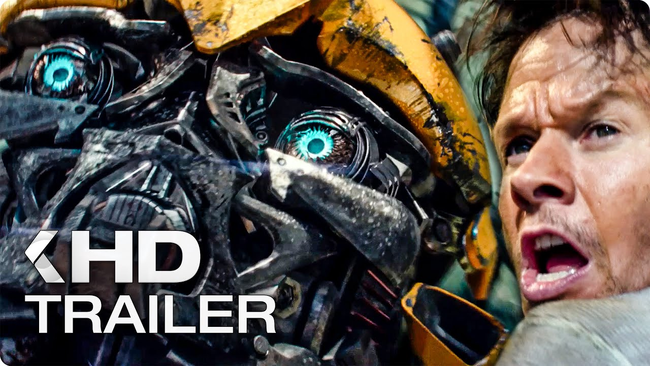 Trailer Transformers 5 Deutsch