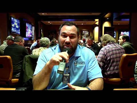 MSPT Cleveland Poker Open - Welcome To Day 1A