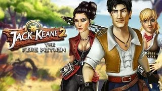 Jack Keane 2 - The Fire Within Gameplay Trailer PC HD