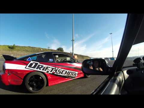 Let's go drifting! Sydney drifting school experience.