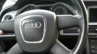 Audi A6 2006 4F2, C6 2 0 TFSI
