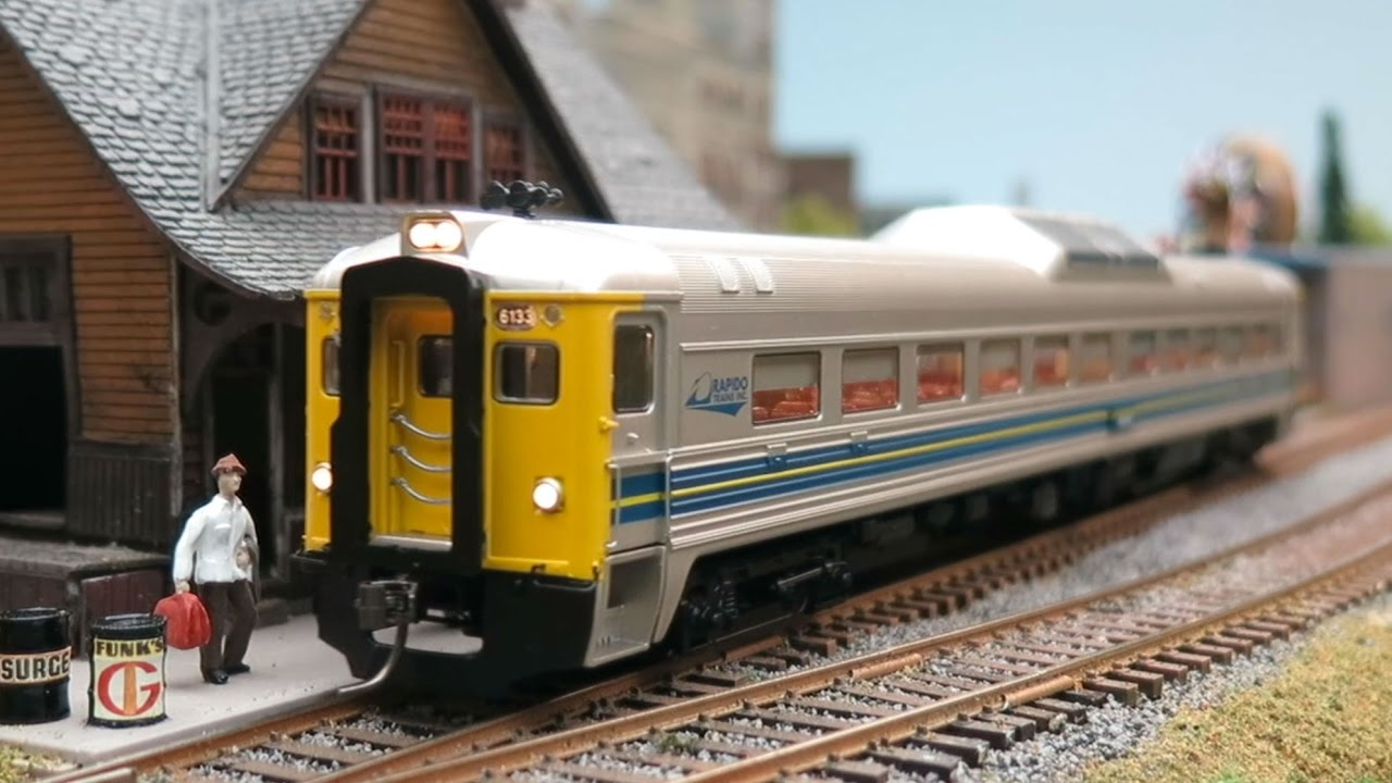 Rapido VIA RDC #6133 Exclusive Model