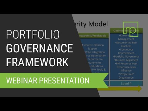 PMO: How to Create an Effective Portfolio Governance Framework