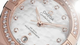 OMEGA's Constellation Manhattan