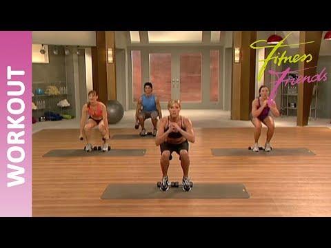 Jackie Warner Collector's Box - Xtreme Zirkeltraining - Workout (1) II Fitness Friends