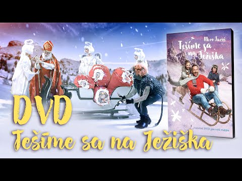 """Miro Jaroš - NOVÉ DVD """"TEŠÍME SA NA JEŽIŠKA"""" (ukážky)"""