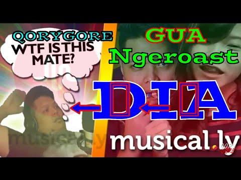 ROASTING QORYGORE CRINGE TINGKAT DEWAAA! CANDU MUSICALLY! MAKSUD LO APA!!?
