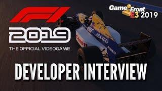 F1 2019 Developer  nterview   GameFront  E3 2019