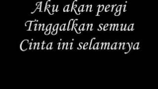 KANGEN BAND CINTA YANG SEMPURNA(lyric)