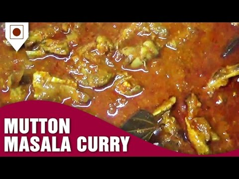 How to make mutton masala curry easy how to make mutton masala curry easy cook with food junction youtube forumfinder Images