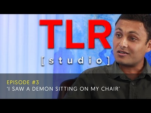 """Episode 2 - """"I saw a demon sitting in my chair"""" - TLR Studio"""