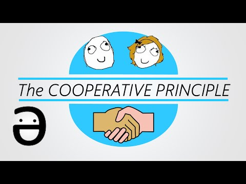 Explained: Grice's Cooperative Principle