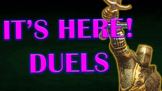 For Honor - Release Day Duels! - High Level Warden